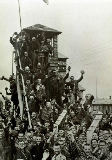 Der Jubel ist unbeschreiblich an jenem 29. April 1945.