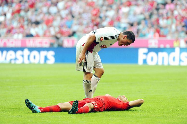 FC Bayern - Bayer Leverkusen 3:0 (1:0)