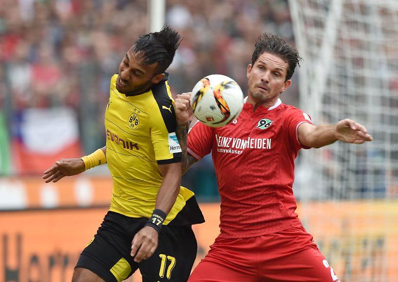 Hannover 96 - Borussia Dortmund 2:4 (1:2)