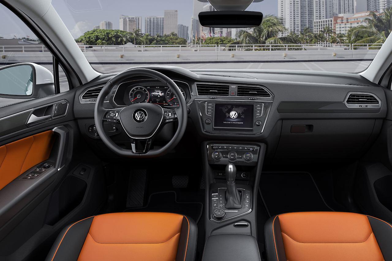 Später mit Solarmodul?: Neuer VW Tiguan mit Kanten - n-tv.de