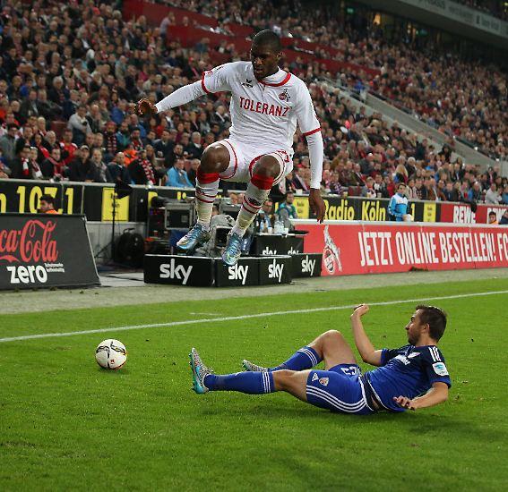 1. FC Köln - FC Ingolstadt 1:1 (1:1)