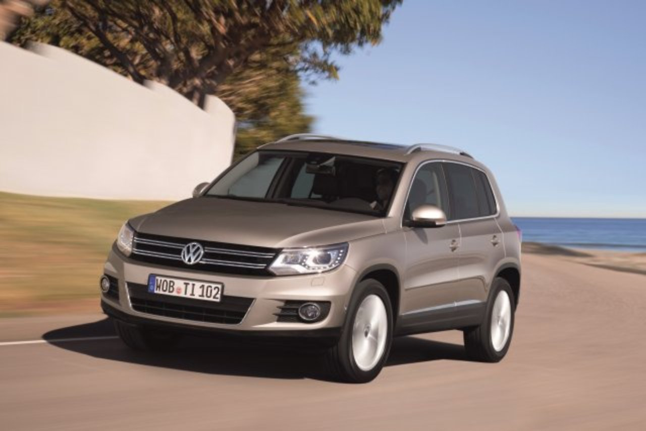 suv von volkswagen tiguan auch als gebrauchter sehr solide n. Black Bedroom Furniture Sets. Home Design Ideas