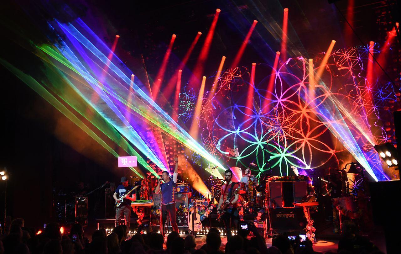 Coldplay Tour Deutschland
