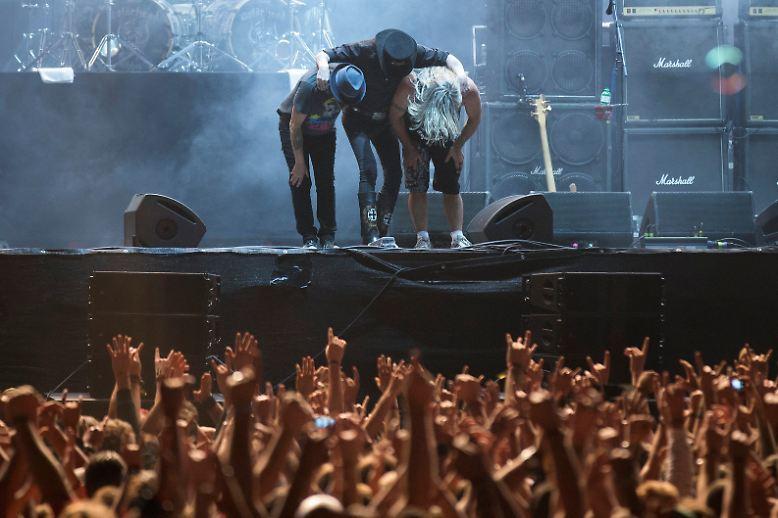 Bye-bye, Motörhead, bye-bye, Lemmy!