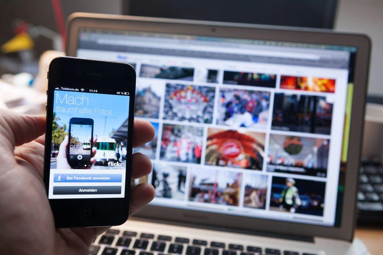 Flickr, iCloud, Google Fotos: Welcher Fotospeicher ist der beste ...