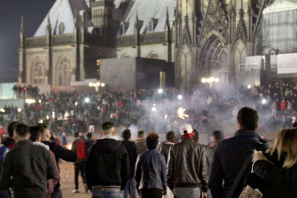 Ein Bild, dass sich auf Wunsch der Stadt Köln, nicht wiederholen soll