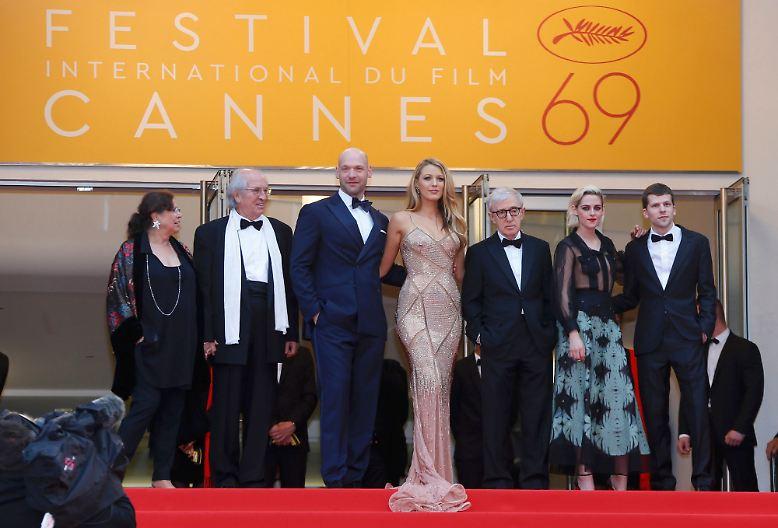 Bienvenue à Cannes - zum 69. Mal versammelt sich an der französischen Côte d'Azur alles, was in der Filmbranche Rang und Namen hat.