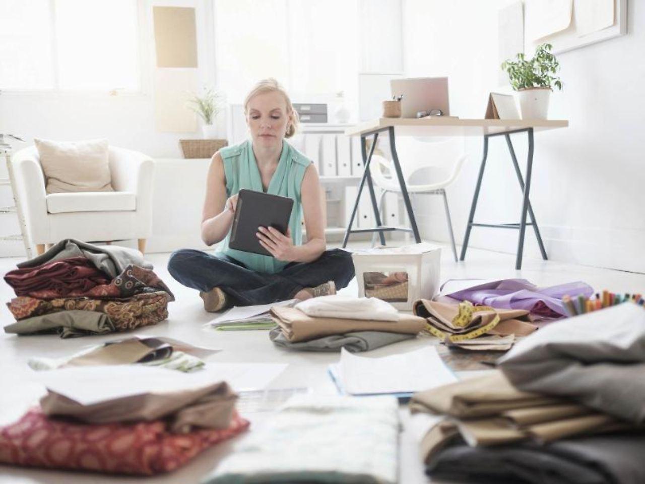 Zu Hause arbeiten: Gewerbliche Nutzung nur mit Erlaubnis? - n-tv.de