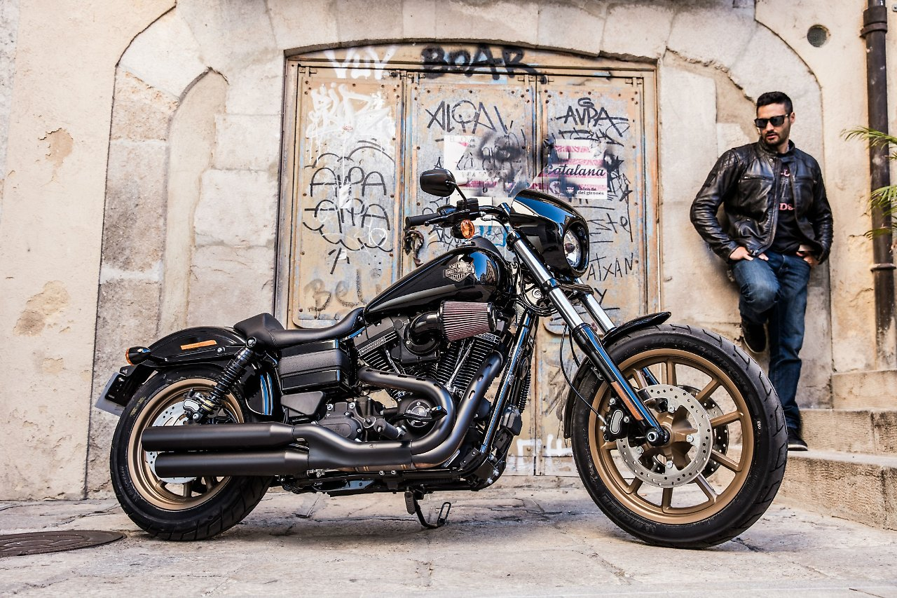 Selle Harley Davidson Low Rider Occasion