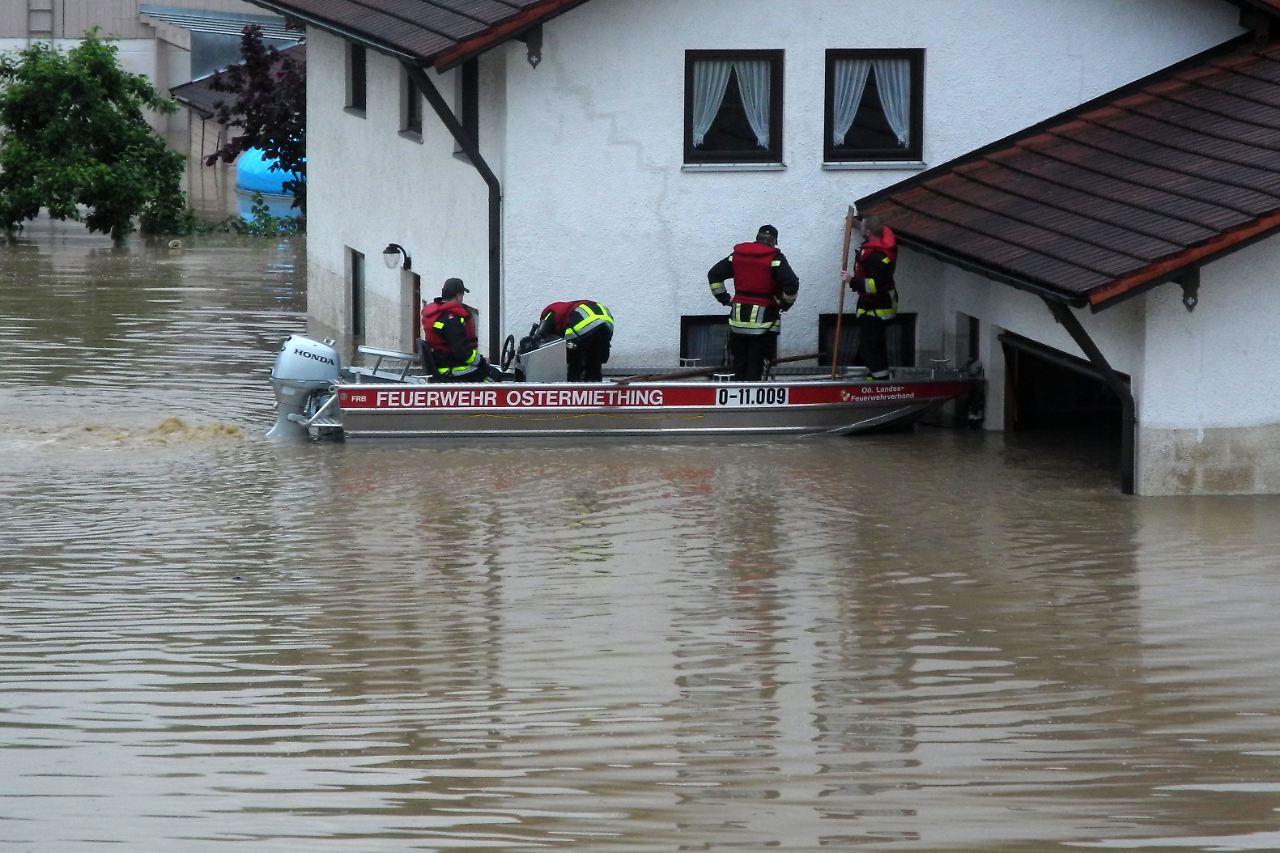 Tann Hochwasser
