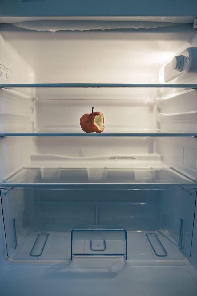 Bisweilen Kommt Man Auch Ohne Kühlschrank Aus.