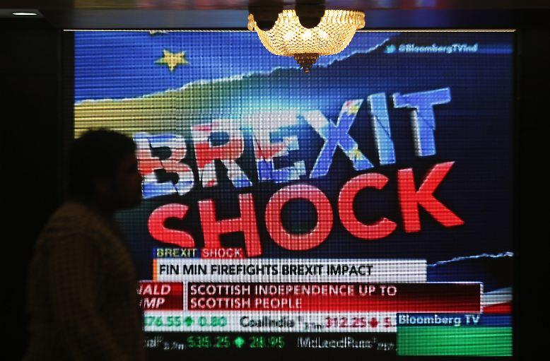 Der 23. Juni 2016 wird in die Wirtschaftsgeschichte eingehen: Die Briten stimmen für einen Austritt aus der EU.