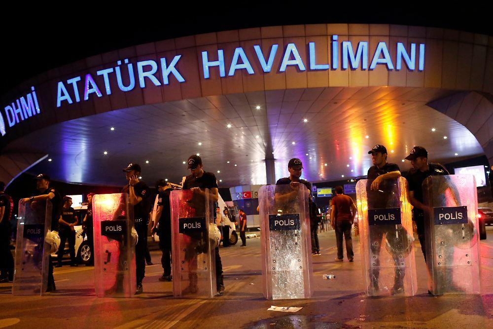 Flughafen Istanbul Abflug Heute