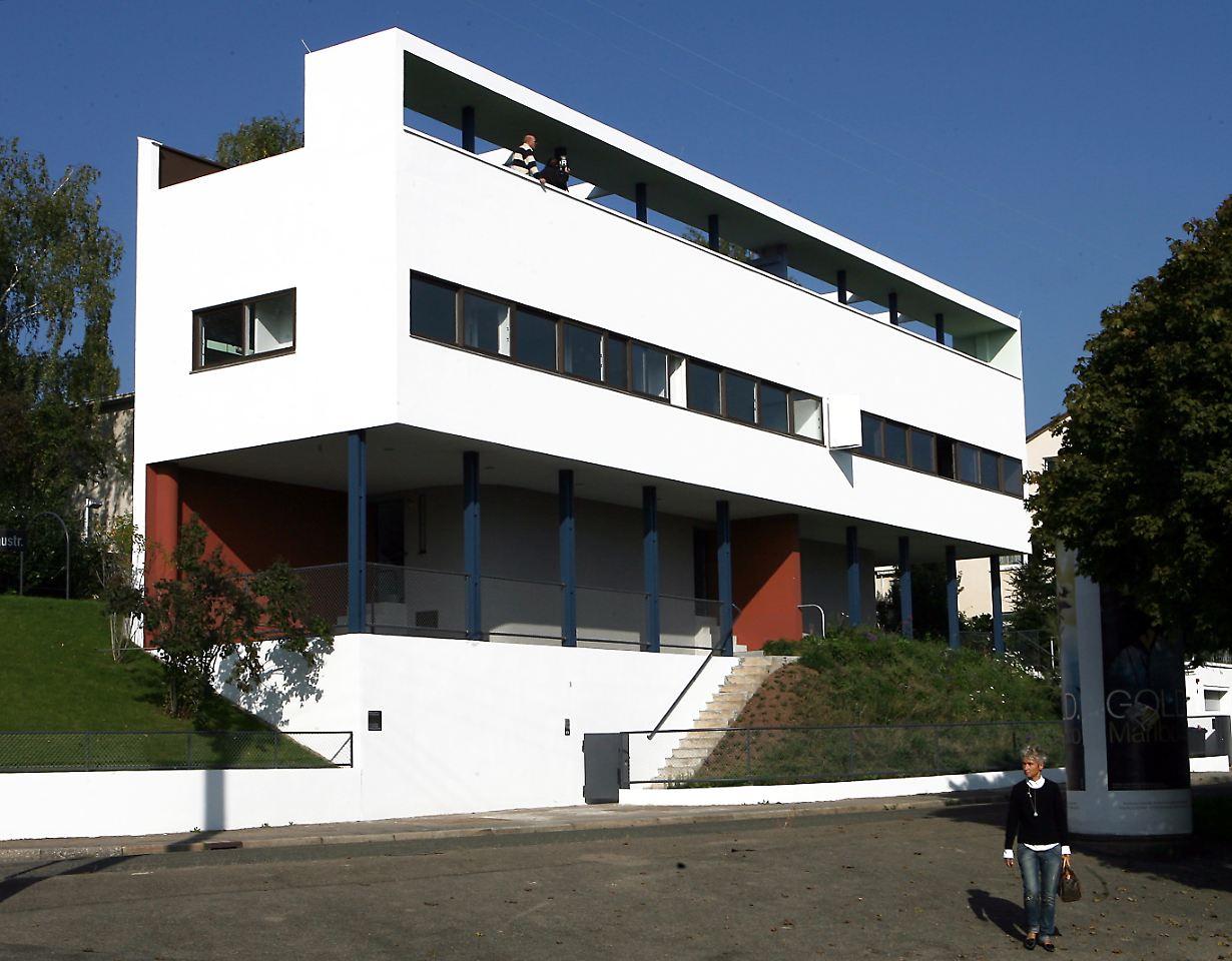 Ikonen der Architektur in Stuttgart: Le-Corbusier-Häuser sind ...