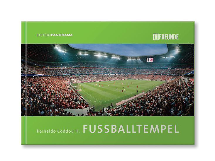 Mit dem Schal in der Hand, dem Vereinsemblem auf der Brust und Stolz im Herzen pilgern jede Woche mehr als eine Million Menschen in deutsche Fußball-Stadien. Für sie sind es Wallfahrtsstätten, ja Fußballtempel - und der Kampf um den Ball und die Punkte ist ihre Religion.