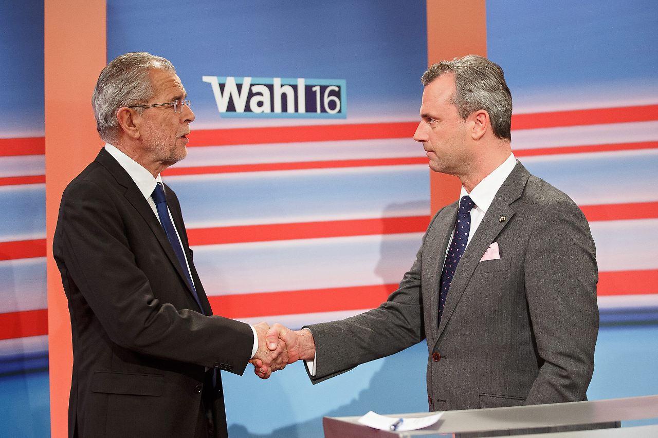 präsidentenwahl österreich
