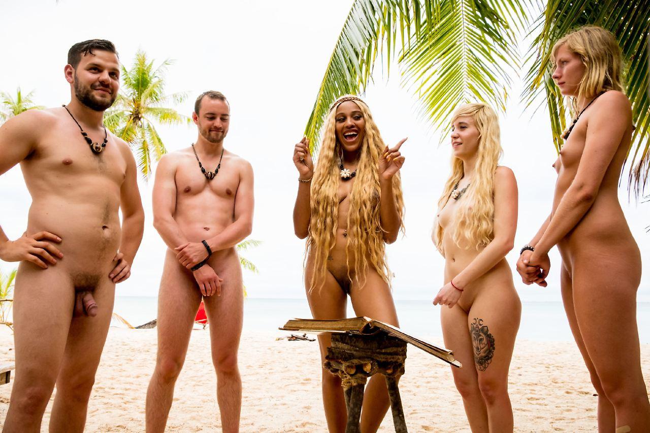 Deutsche Prominente und deutsche Stars nackt