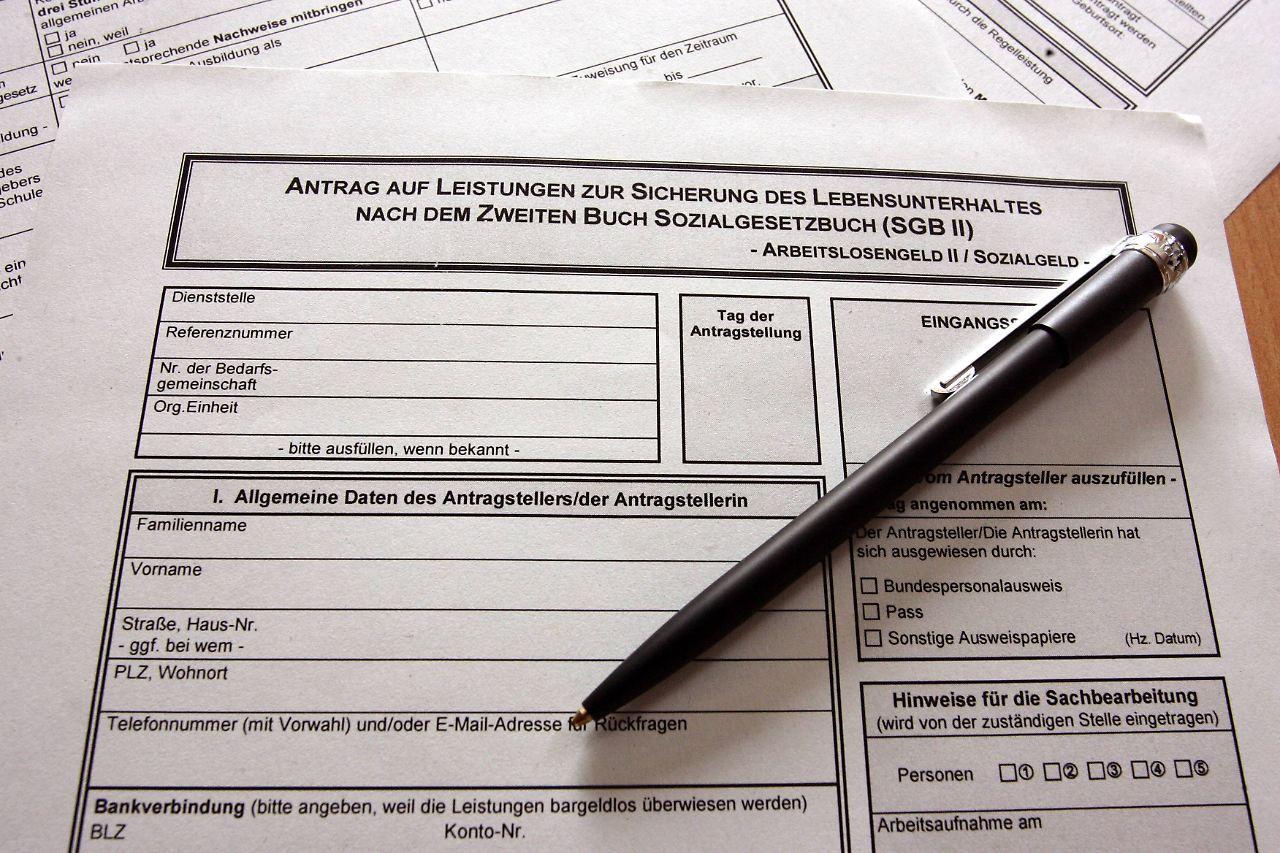 Mitarbeiter entwirft Formular: Jobcenter legt Sex-Fragebogen bei - n ...