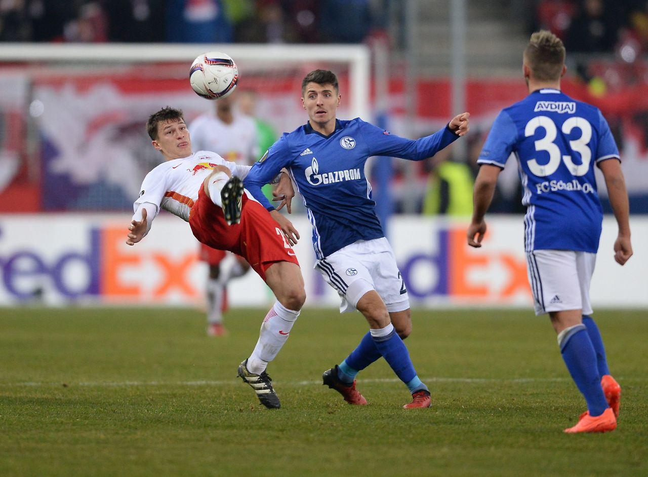 Schalke Salzburg Tv