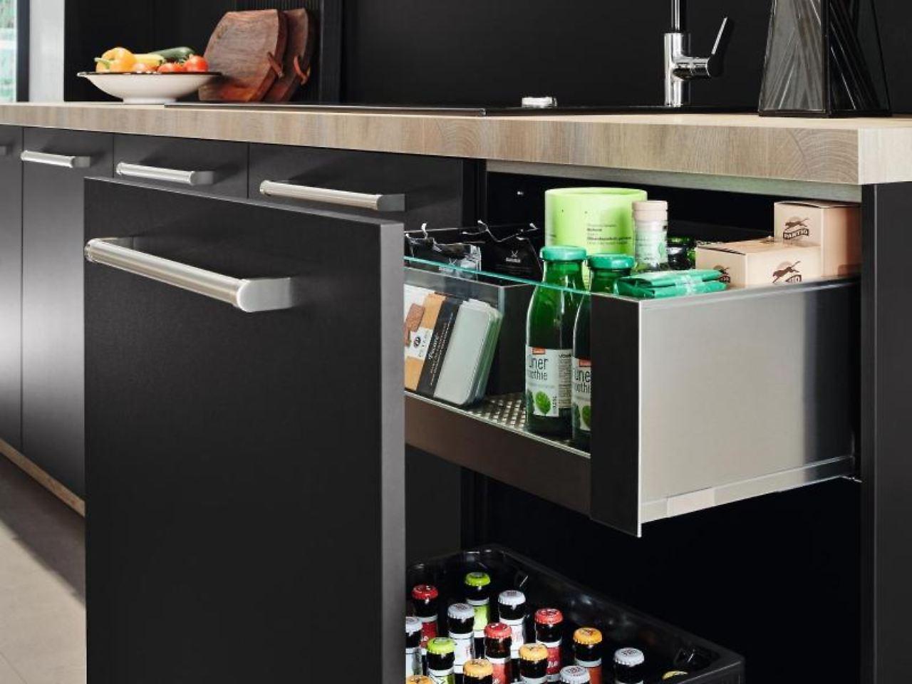 Elegant Küchenmarken Dekoration Von (foto: Ballerina Küchen)