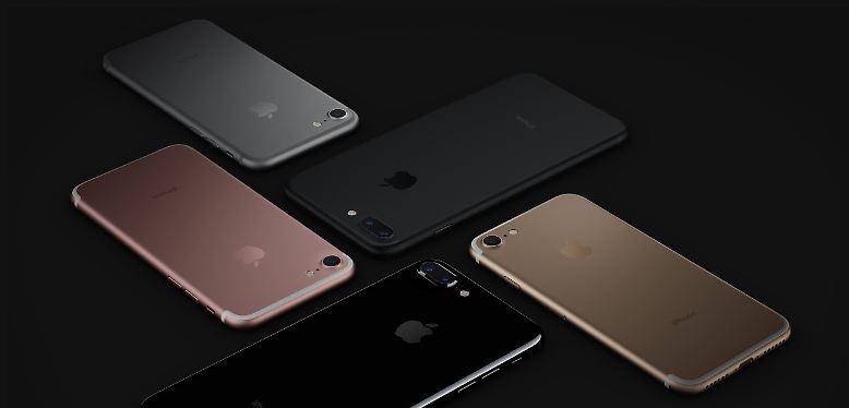 Apples iPhone-7-Duo verfügt über tolle Kameras.