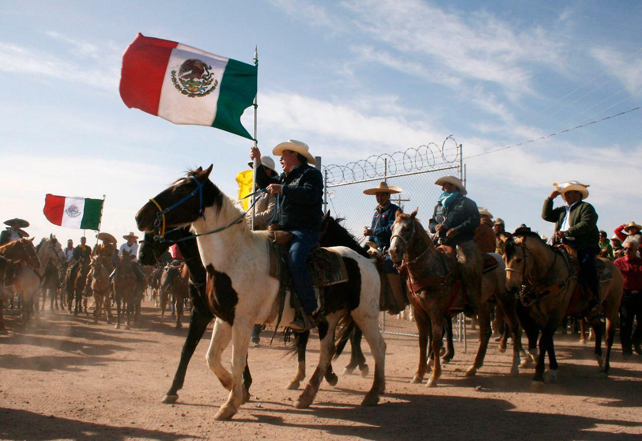 Mexikaner In Den Usa