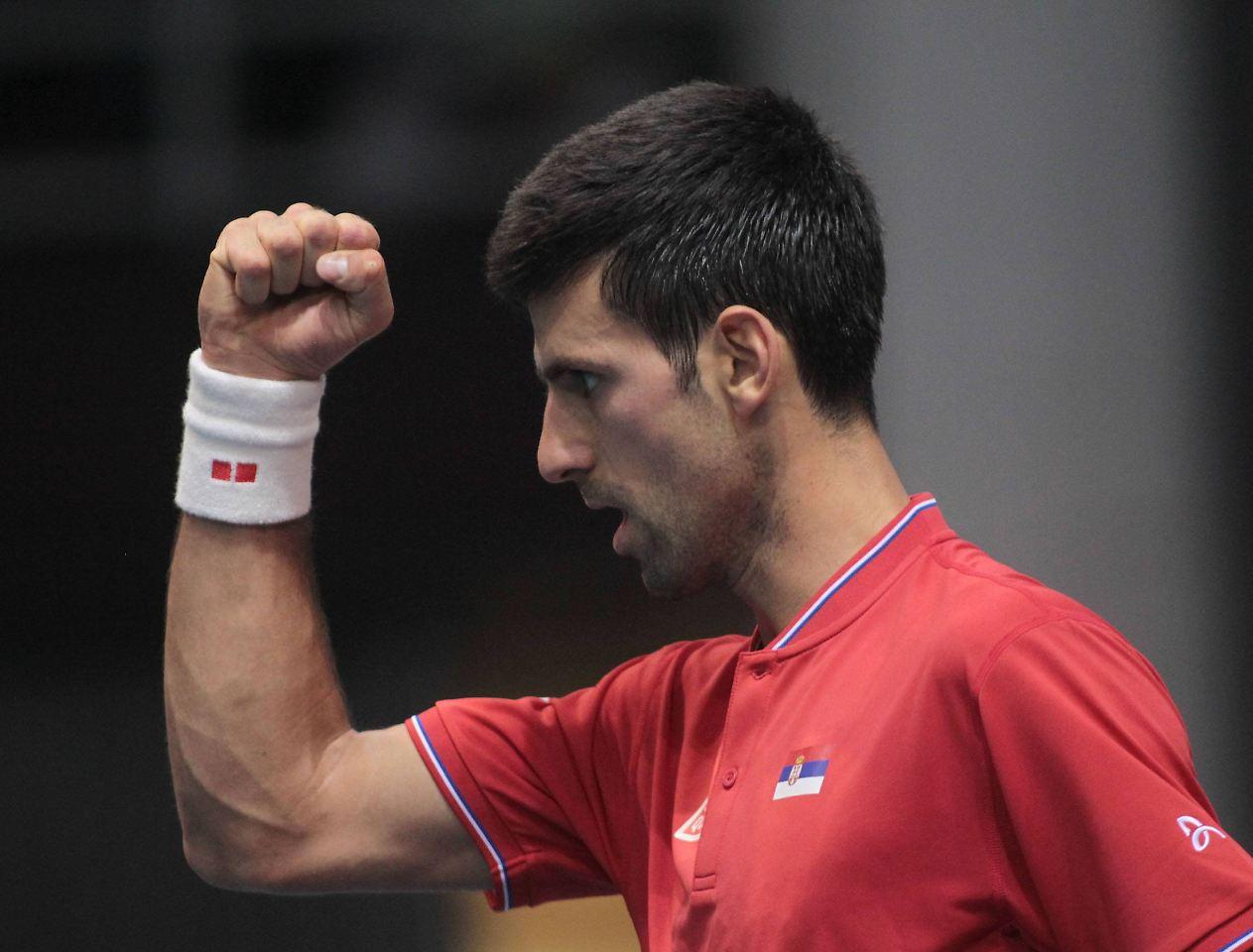 Davis Cup Live News Photos Und Videos Tennis Eurosport