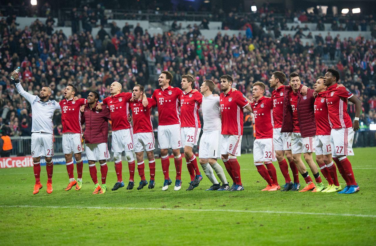 Bayern München Arsenal London