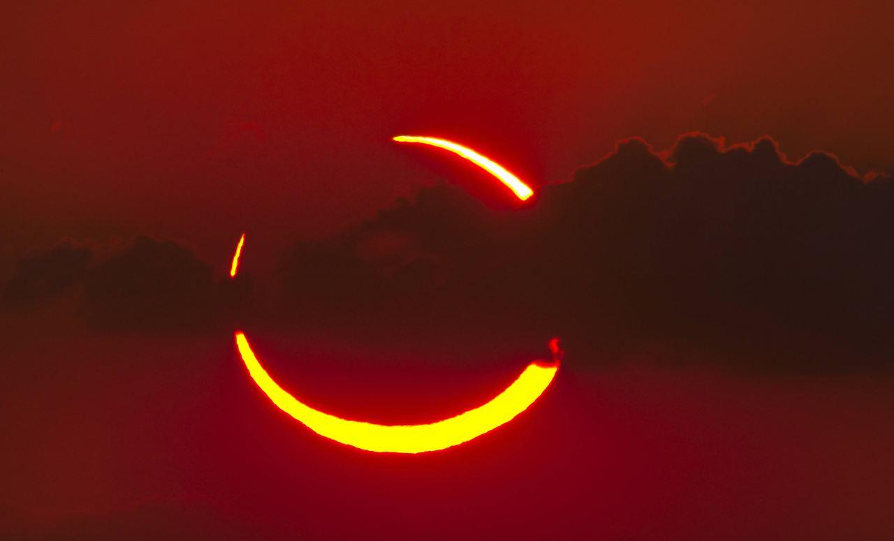 Sonnenfinsternis in Südamerika im Livestream