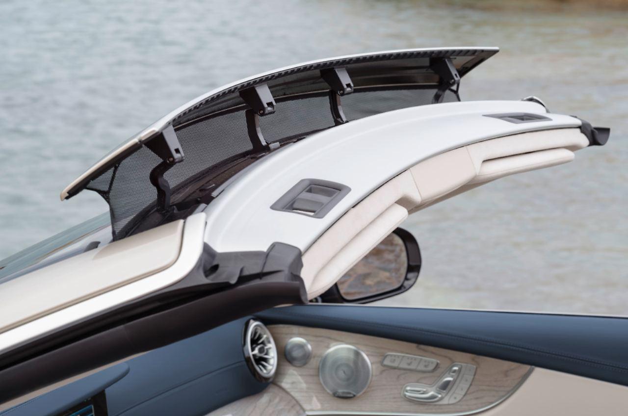 Mercedes zeigt Sonnenanbeter: E-Klasse Cabrio - Offene ...