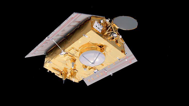 Bis 2021 sollen noch acht weitere Sentinel-Satelliten in den Orbit starten. Sie liefern auch Daten zu Luftqualität, Wetter und Ozon. Sentinel-6, hier im Bild, wird das Höhenprofil der Ozeane beobachten. Mit den Senitnel-Satelliten ist Copernicus das weltweit umfassendste und leistungsfähigste zivile Erdbeobachtungssystem aus dem All. (asc)