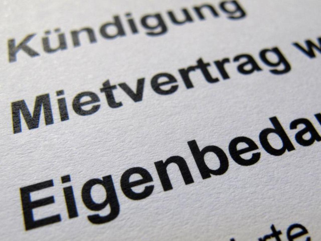Wer soll einziehen?: Eigenbedarfskündigung: Gründe nennen - n-tv.de