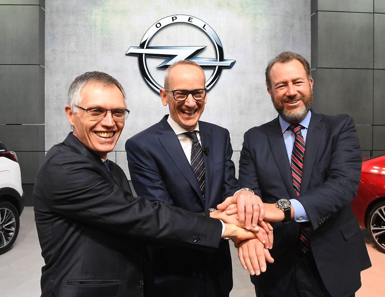 Gm Soll Mit Bonus Winken Millionen F R Opel Manager Bei