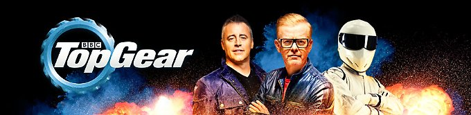 Sendung: Top Gear: The Races