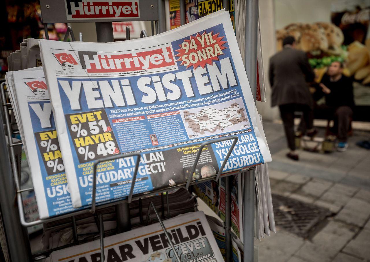 Istanbul Türkische Regierung beschließt Verlängerung des Ausnahmezustands