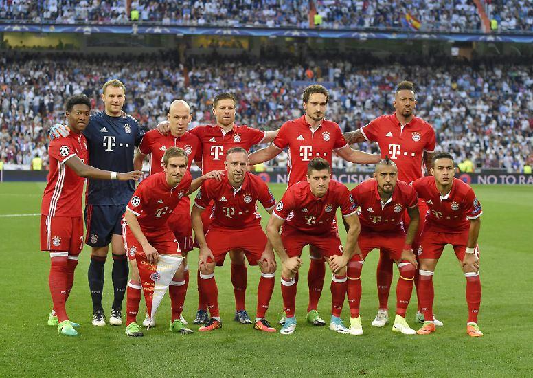 Beim FC Bayern München ist nach dem 2:4 n.V (2:1, 0:0) im Viertelfinal-Rückspiel der Champions League bei Real Madrid der Schuldige für das Aus schnell gefunden.