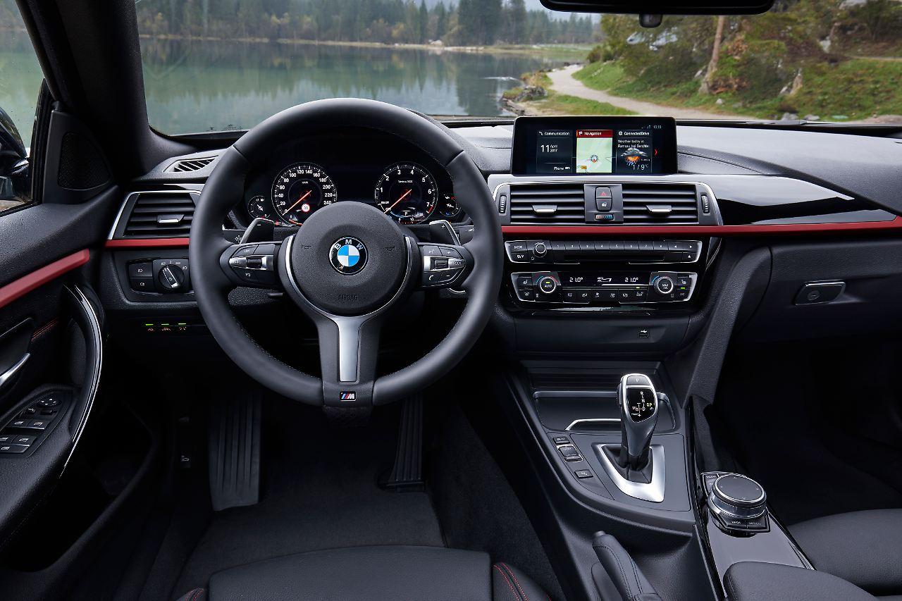 Schärfer in den Sommer: Erstes Facelift für BMW 4er-Reihe ...