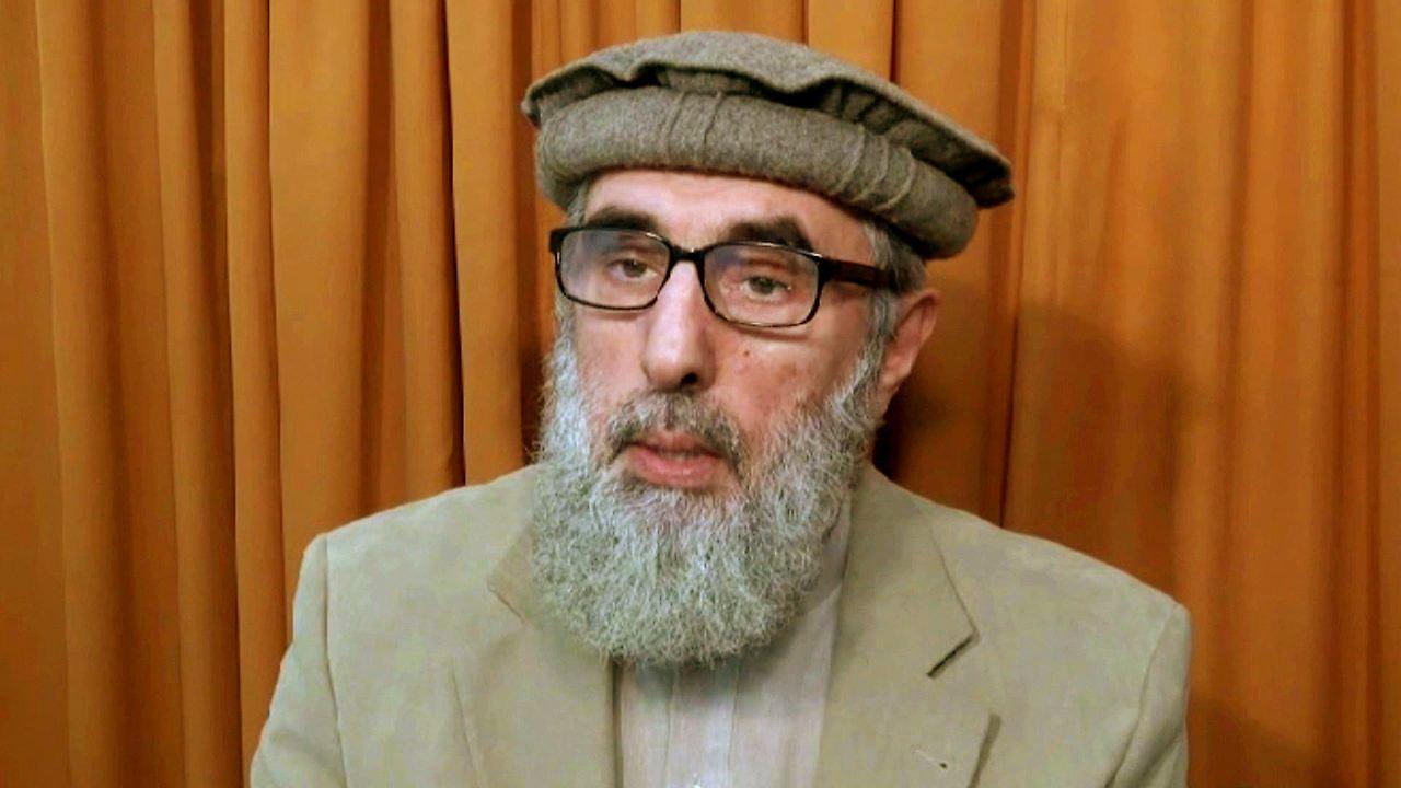 Milizenführer Hekmatjar ruft Taliban nach Rückkehr aus Exil zum Frieden auf