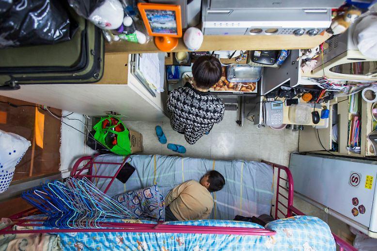 platz ist in der kleinsten h tte gro e ideen f r kleine wohnungen n. Black Bedroom Furniture Sets. Home Design Ideas