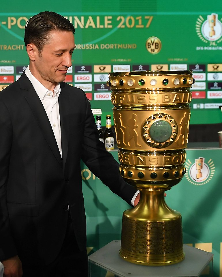 FußballBorussia Dortmund holt DFB-Pokal