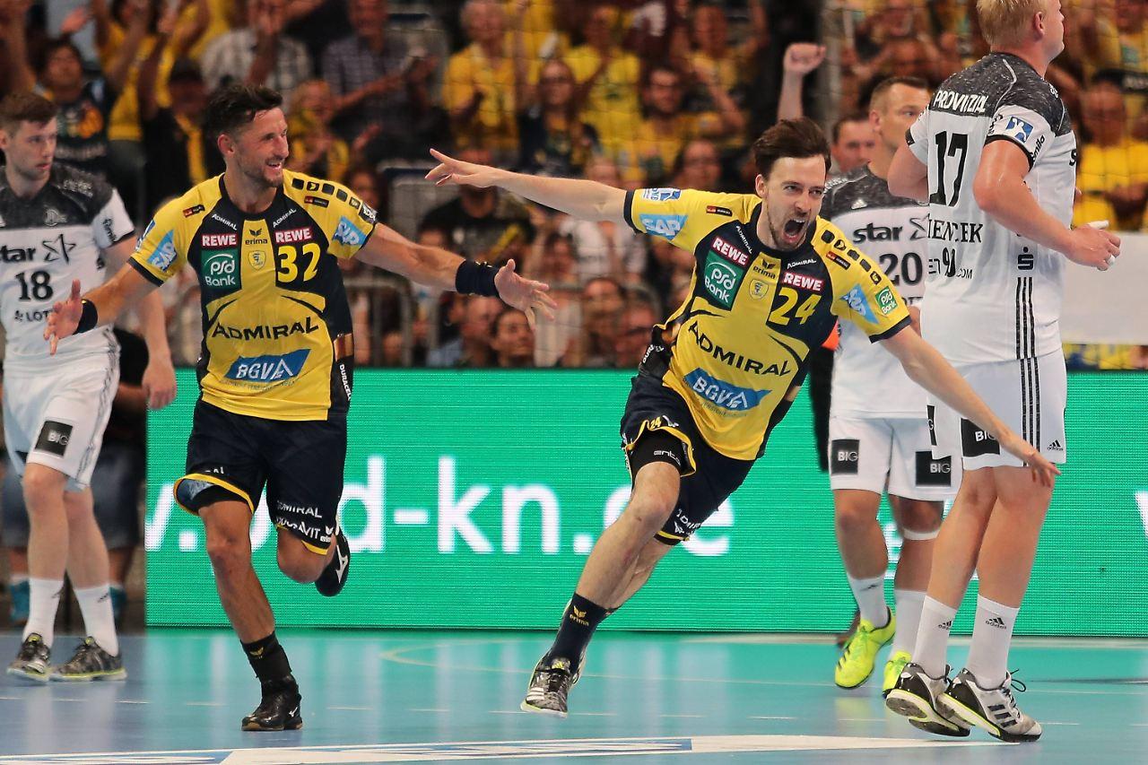 Handball Kiel Rhein Neckar Löwen