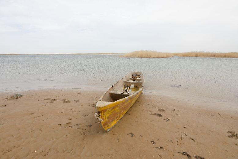 Der Aralsee war einst der viertgrößte Binnensee der Erde.