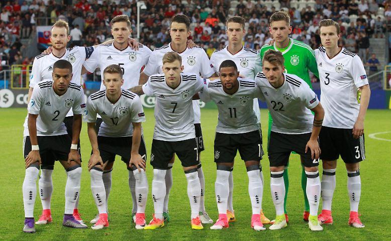 Hier sehen Sie: Die Europameister!