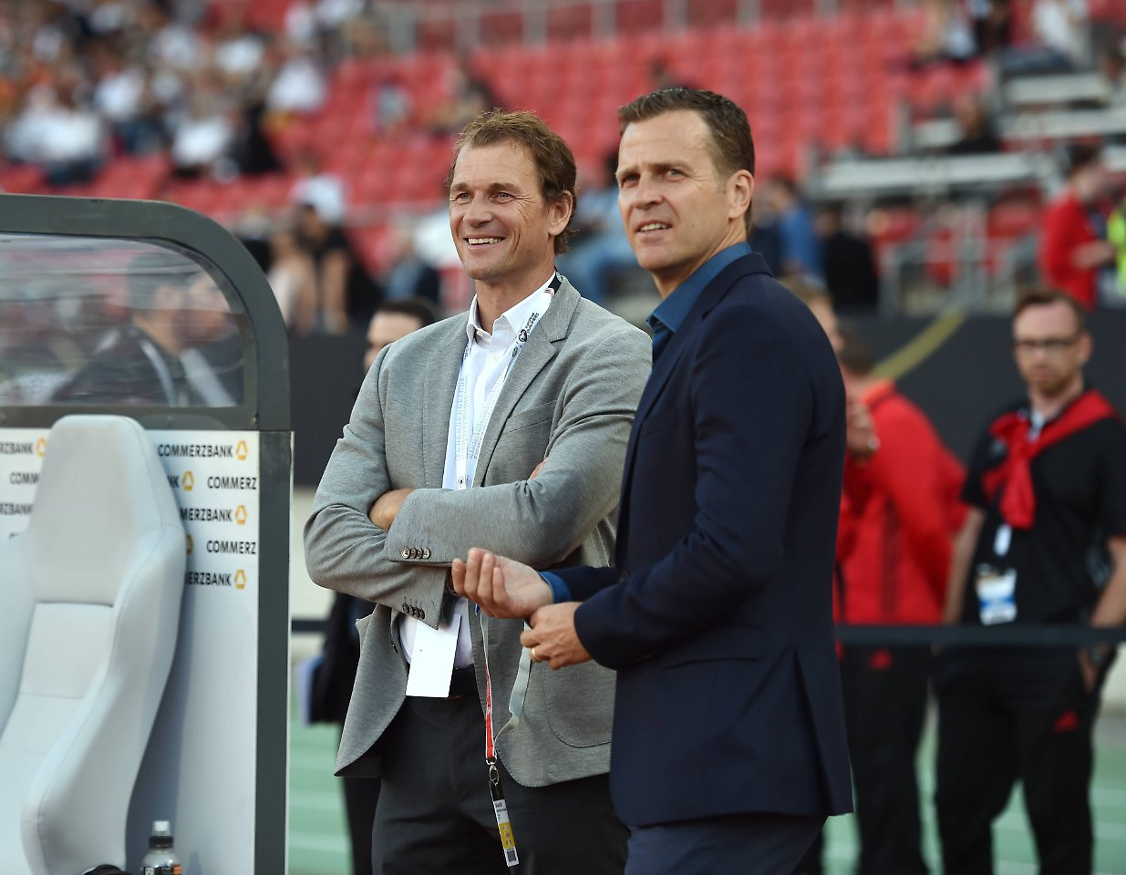Ex-Nationaltorhüter Jens Lehmann kehrt zum FC Arsenal zurück