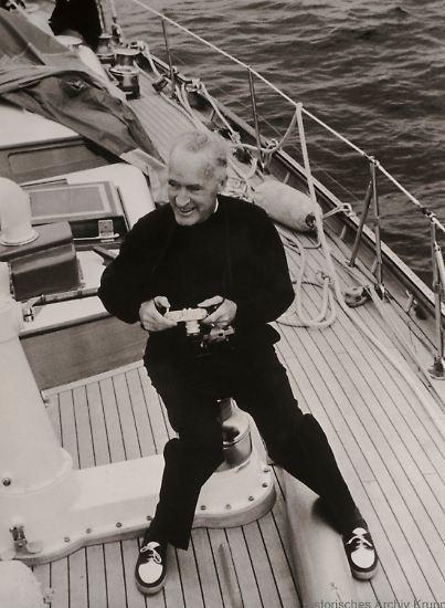 ... Vor 50 Jahren, am 30. Juli 1967, starb mit Alfried Krupp von Bohlen und Halbach der letzte amtierende Firmenchef aus den Reihen des legendären Essener Industriellen-Clans.