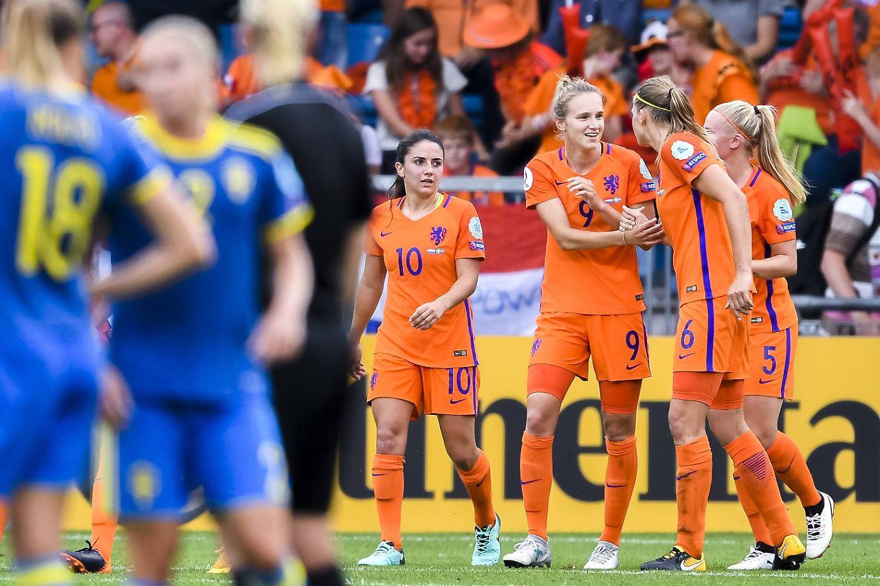 Der Sport-Tag: EM-Gastgeberin Niederlande steht im Halbfinale - n-tv.de