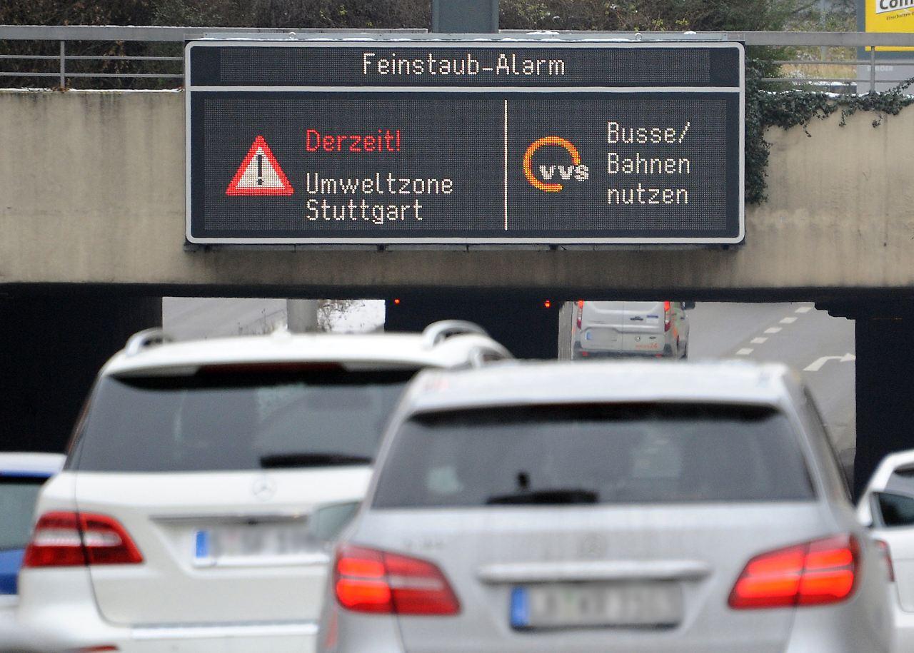 Pläne für den Dieselgipfel: Wie Luft und Motor gerettet werden ...