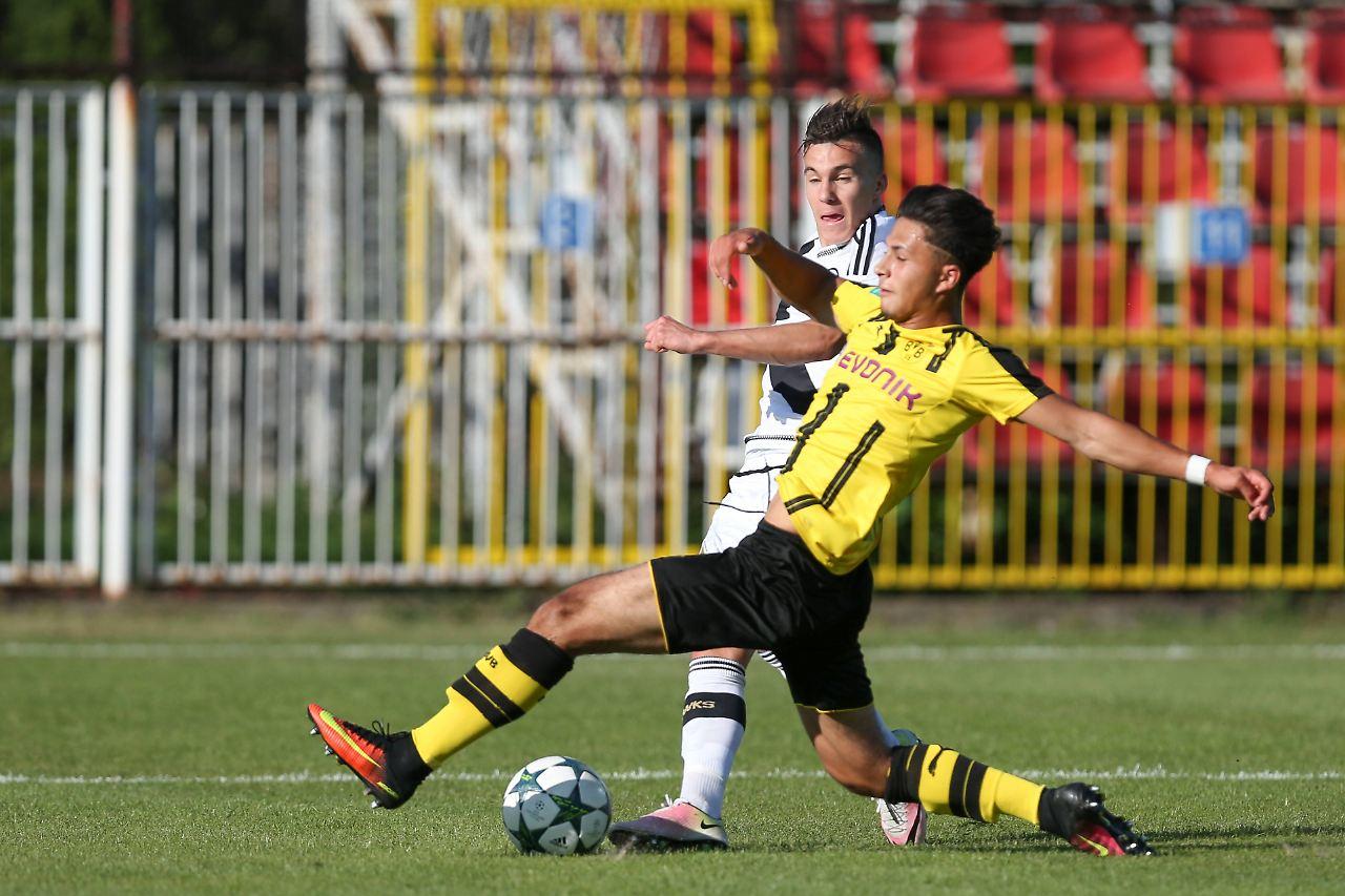 Finanzielle Hilfe für BVB-Youngster