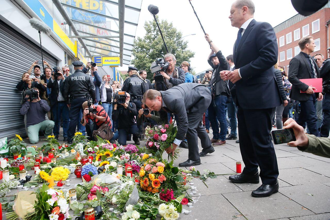 Nach Attentat in Hamburg | Zivilcourage-Preis für die Helden von Barmbek