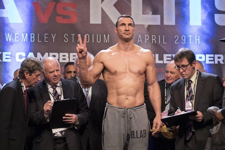 Der letzte Kampf des Wladimir Klitschko wird Boxfans immer in Erinnerung bleiben.